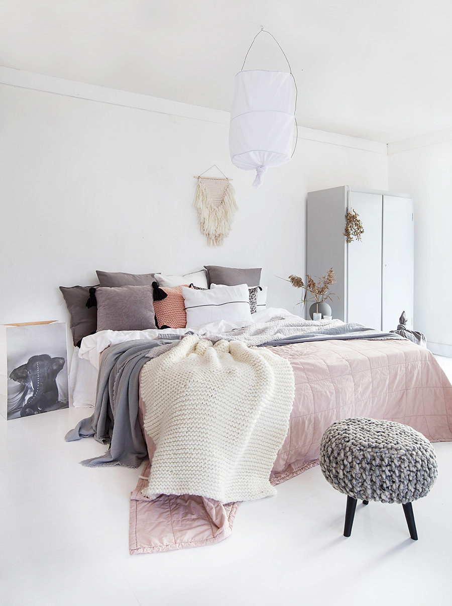 25 scandinavian interior designs to freshen up your home Industrial scandinavian bedroom