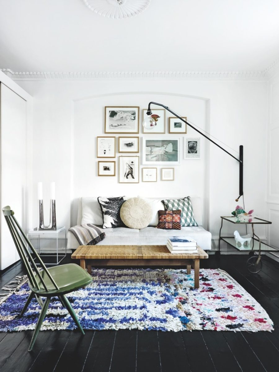 25 scandinavian interior designs to freshen up your home for Interior design receiving room
