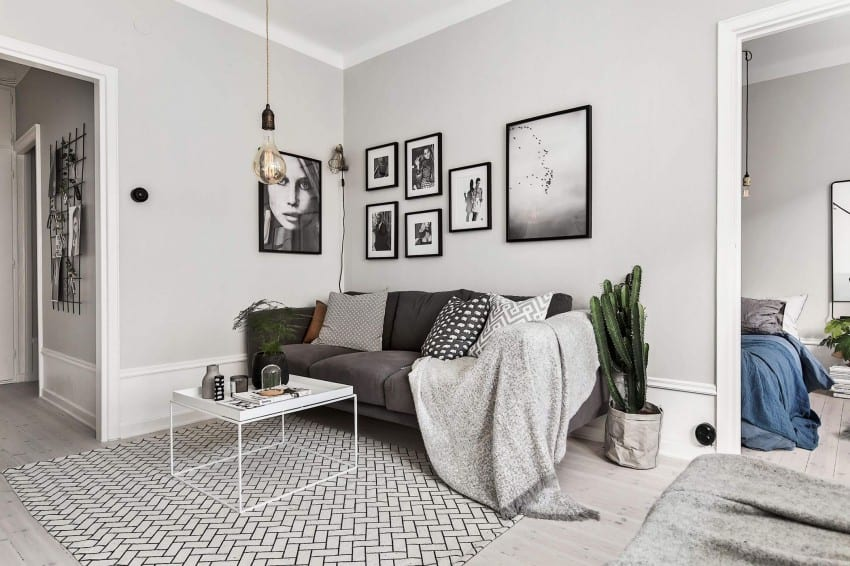 25 scandinavian interior designs to freshen up your home for Scandinavian interior