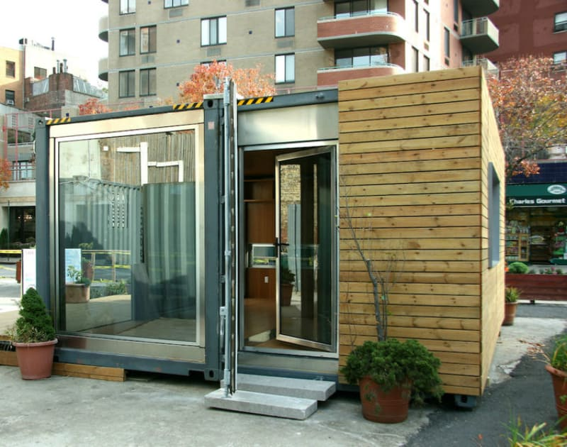 Small Shipping Container Homes 40 modern shipping container homes for every budget