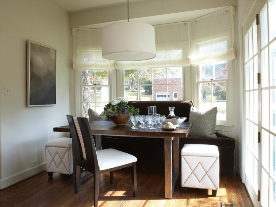 Stylish Breakfast Nook