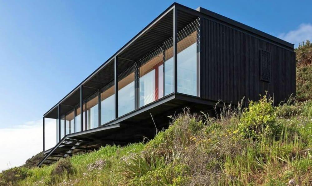 Transportable house by Felipe Assadi