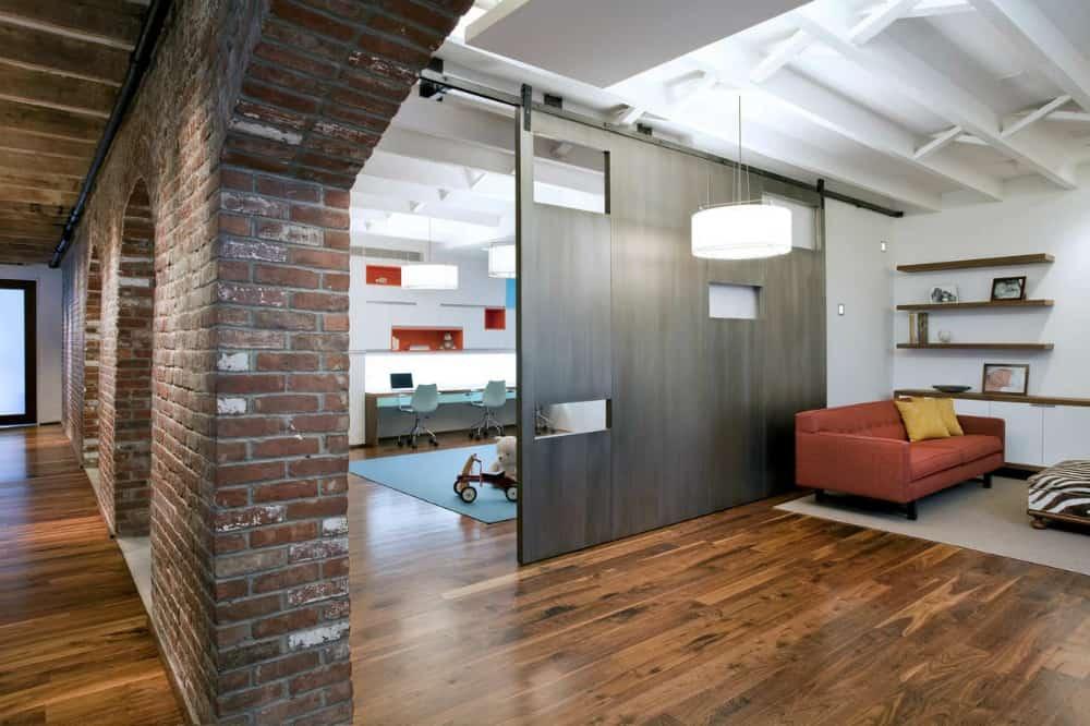 TriBeCa Loft Residence by A+I Design Corp