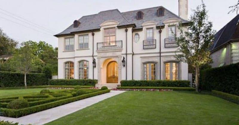 Troy Aikman's Highland Park home