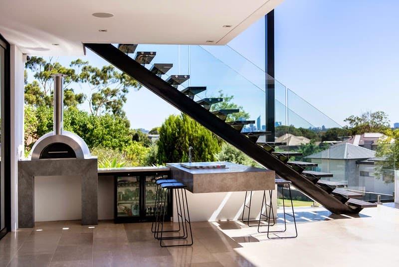 48 Creative Outdoor Wet Bar Design Ideas Awesome Custom Backyard Designs Minimalist