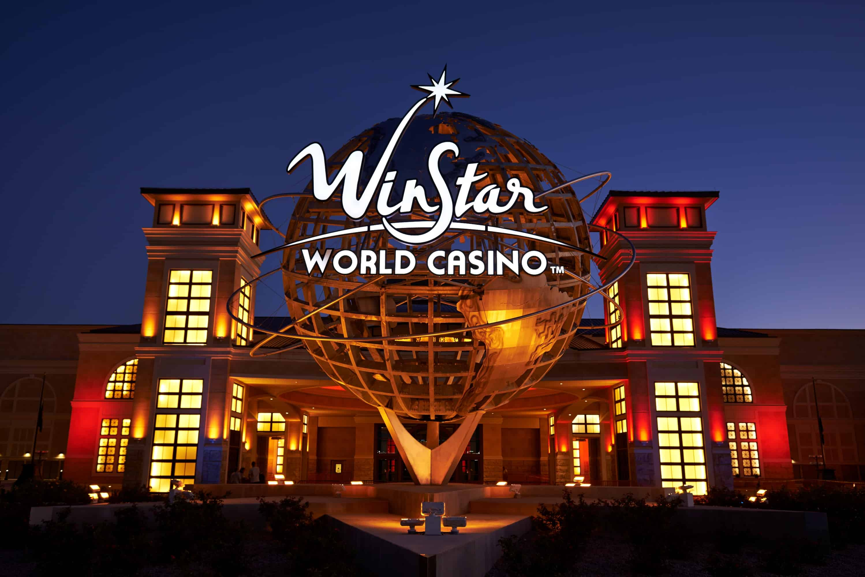 Winstar world casino riverwind casino poker