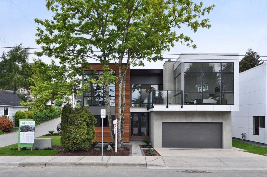 inHaus Development in White Rock, Canada