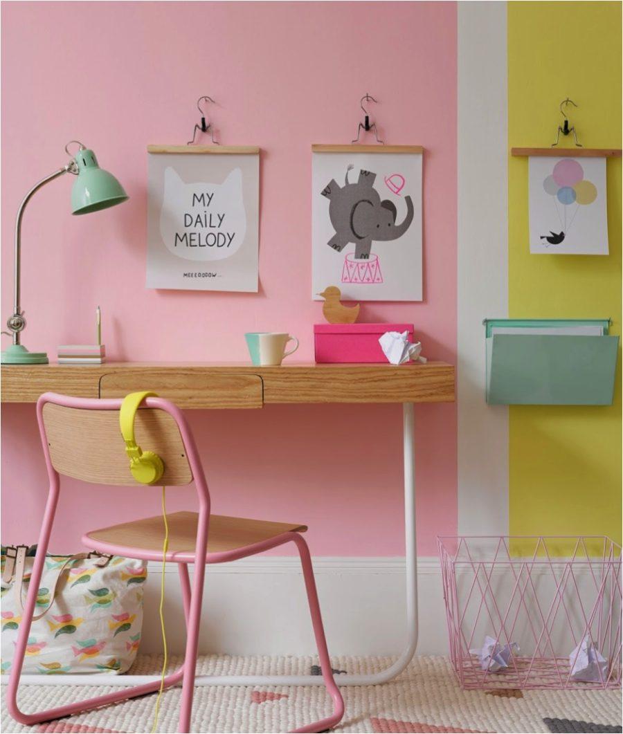 pink kids room