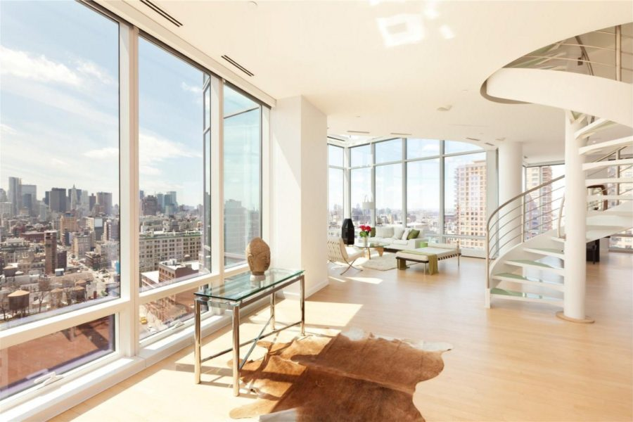 Duplex Penthouse in Astor Place Tower