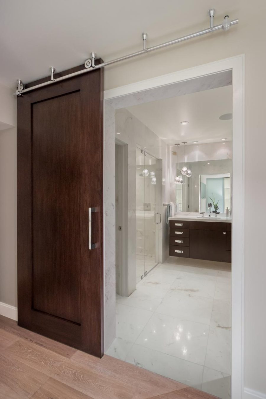 Sophisticated Barn Door By E.Interiors View In Gallery Addison Bruley  Corona Del Mar Remodel