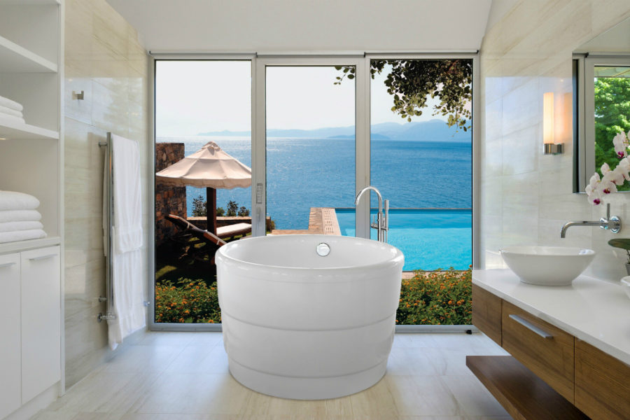 tub soaker property glass to bathroom with regard door folding small combo shower amazing bathtub