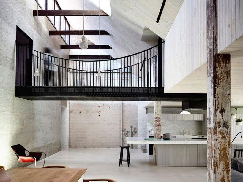 Architects EAT brick warehouse conversion