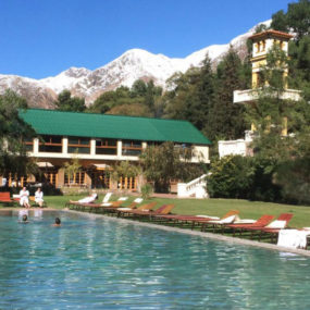 Argentinas eco lux Cacheuta Thermal Hotel Resort 285x285 20 Worlds Most Beautiful Eco Resorts