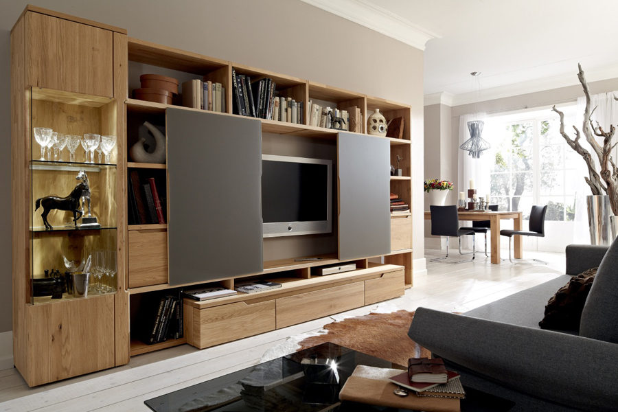 Modern TV Stand Designs View In Gallery Attaria Entertainment Center