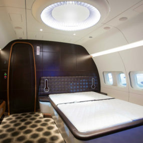 Beau Best Private Jet Interior Designs For Comfortable Flying