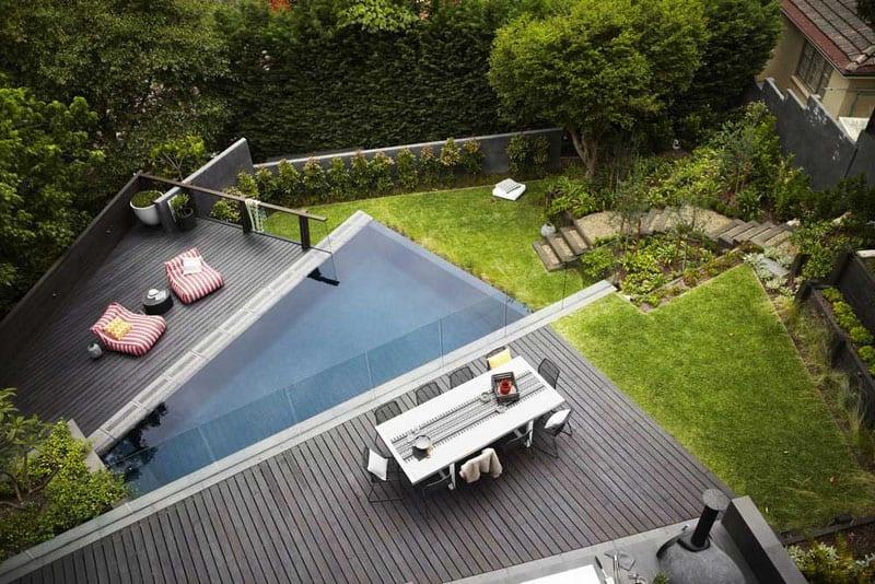 Backyard design by Harrison Landscaping