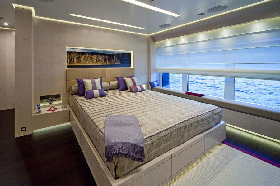 Baraka Turquoise yacht
