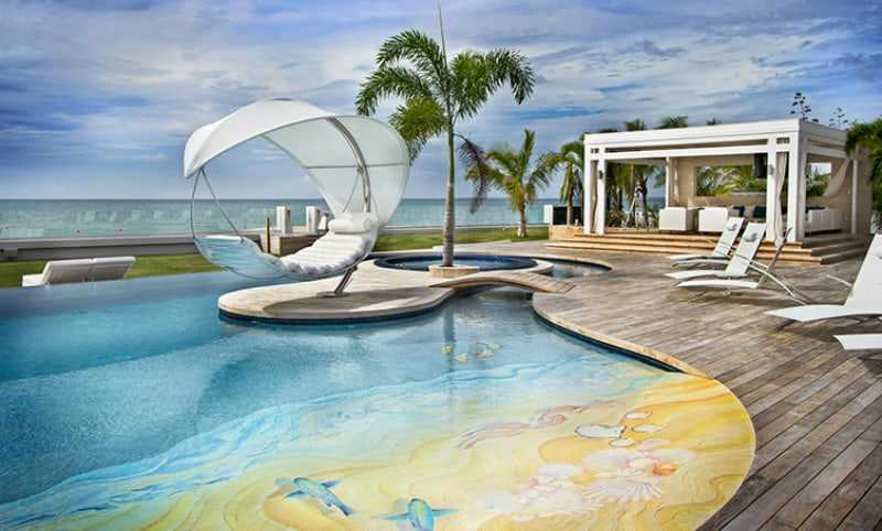 Best Beach Entry Pool Designs Contemporary - Interior Design Ideas ...