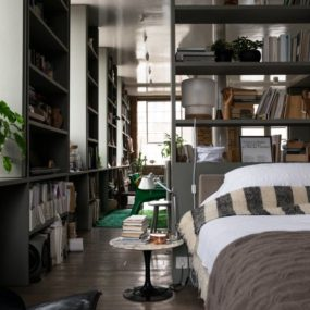 Victorian warehouse conversion in London