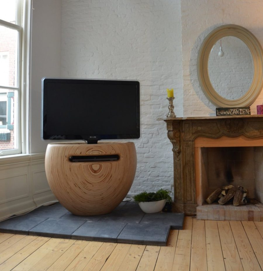 Bloom TV Stand by Léon van Zanten