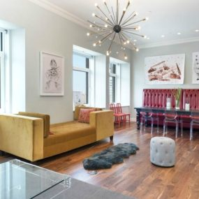 Celebrity Living: Luxury New York Penthouses