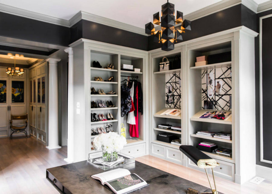 View In Gallery Catherine Kwongu0027s Closet Design Concept