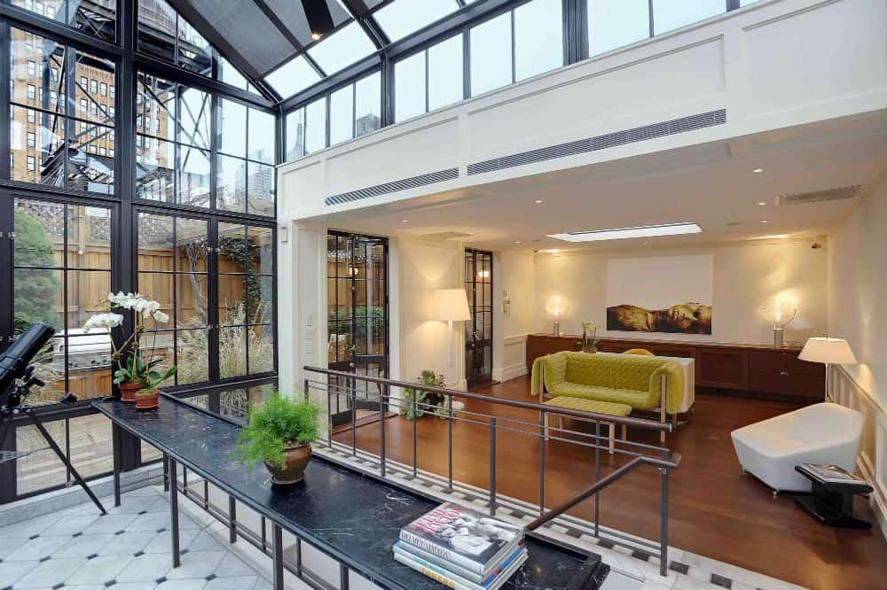 Chelsea penthouse