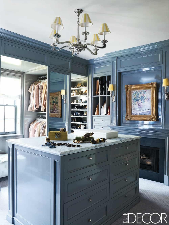 Closet design by Celerie Kemble