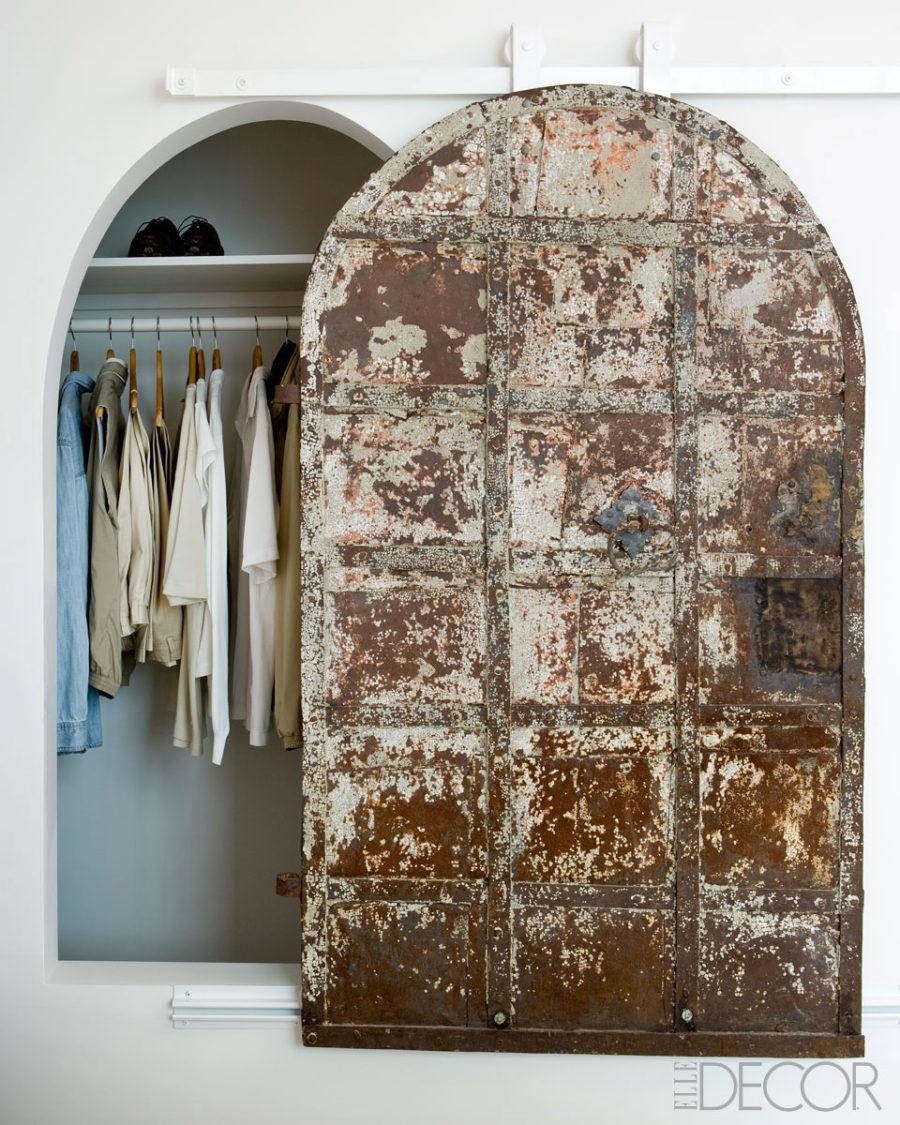 Closet design by Daryl Carter