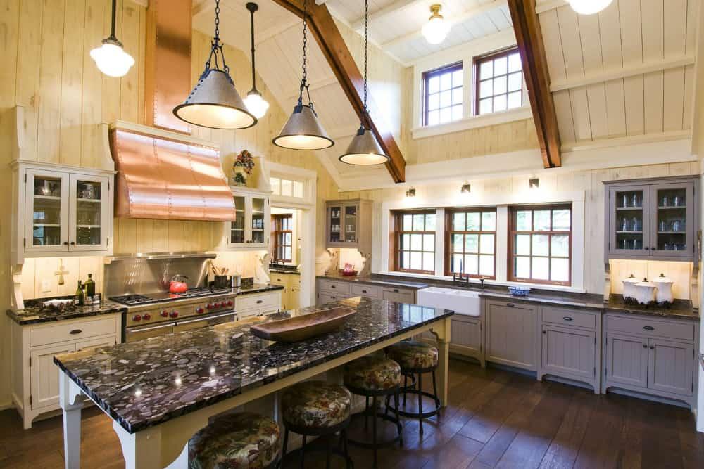 Colorado Ranch kitchen