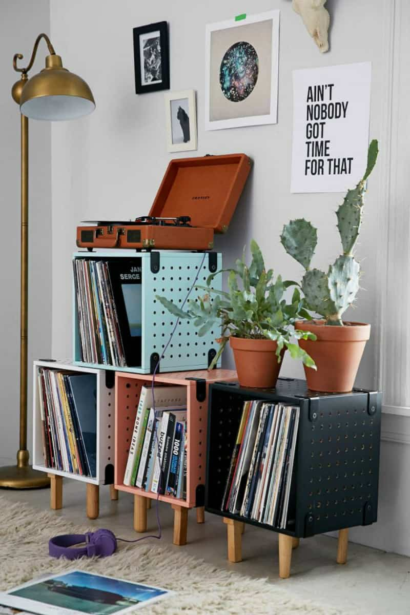 View In Gallery Cool Cube Storage Idea