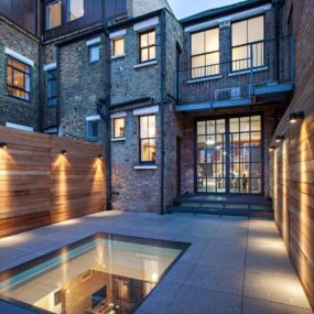 Sditch Warehouse Conversion By Chris Dyson Architects