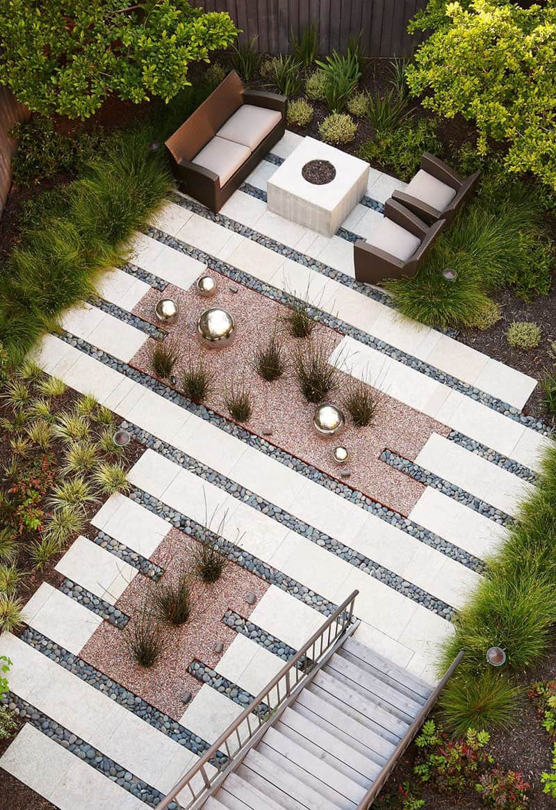 Designed by Arterra Landscape Architects