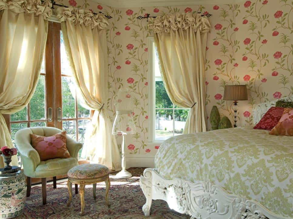 Designer curtains by Shelly Riehl David