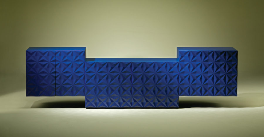 Diamond TV unit by Luisa Peixoto Design