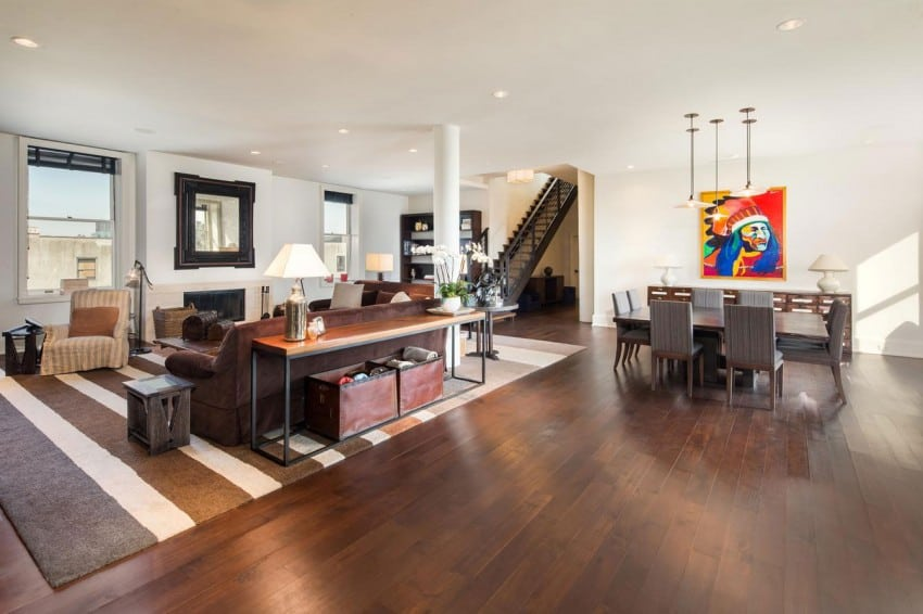 Duplex Penthouse in SoHo