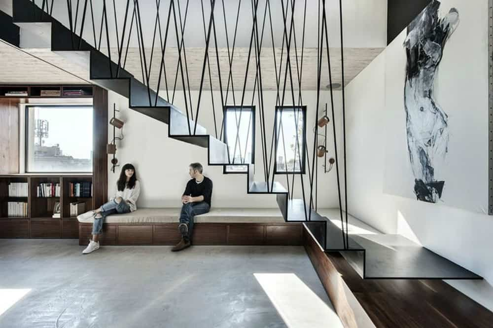 Duplex Penthouse in Tel Aviv