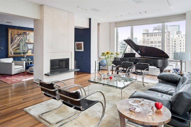 View In Gallery Duplex Penthouse In Chelsea Photo Gallery