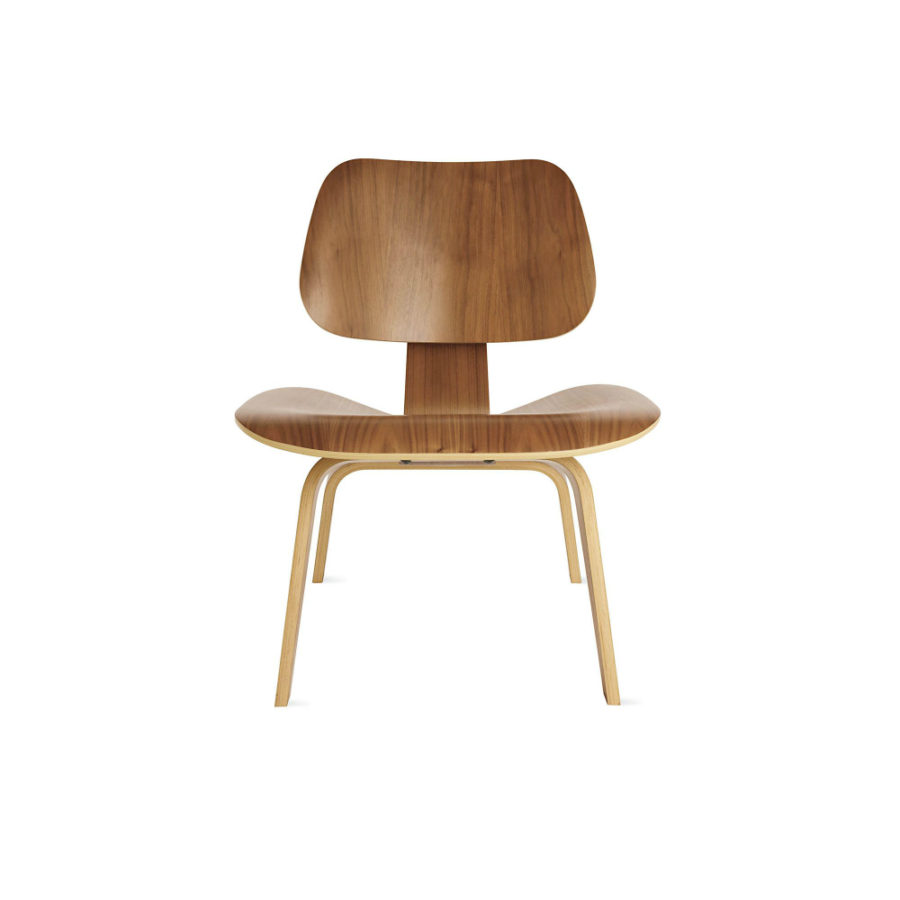 ... Eames® Molded Plywood Lounge Chair (LCW)