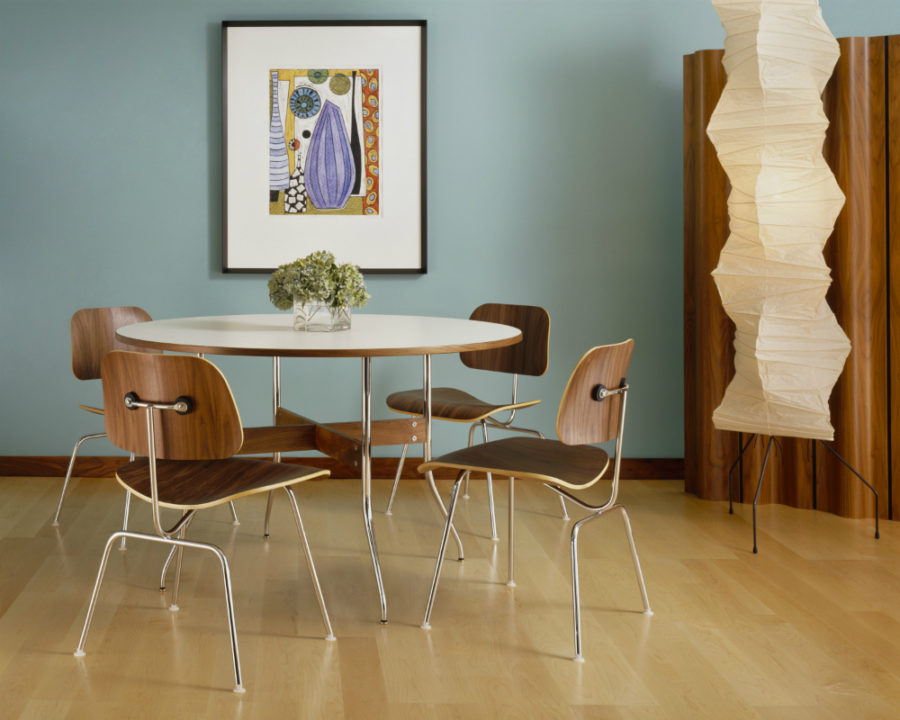 Eames® Molded Plywood chairs