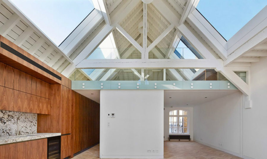 Emrys Architects Convent Garden warehouse converion