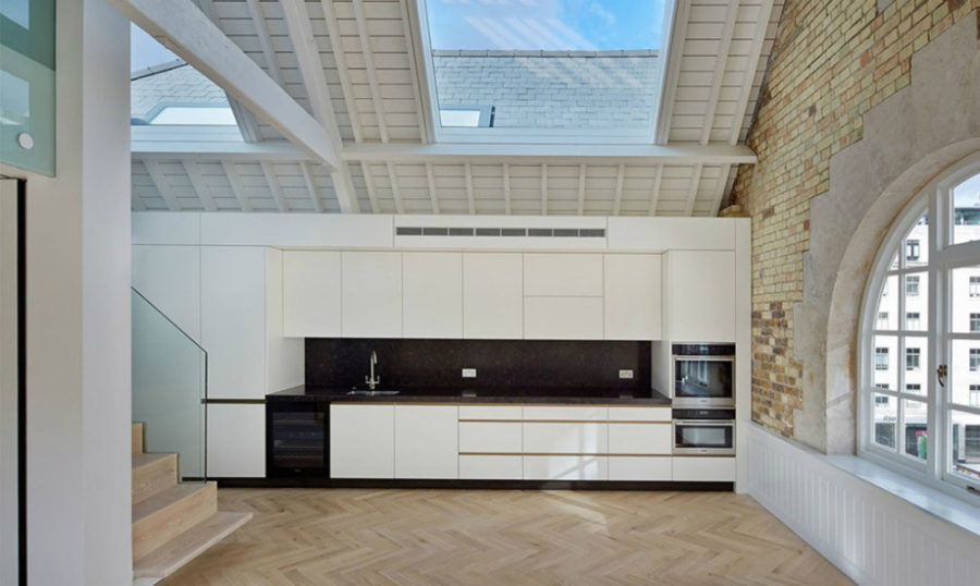 Emrys Architects kitchen