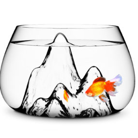 Fishscape Fishbowl by BY Aruliden 285x285 20 Most Unusual Fish Tank Designs for Office and Home