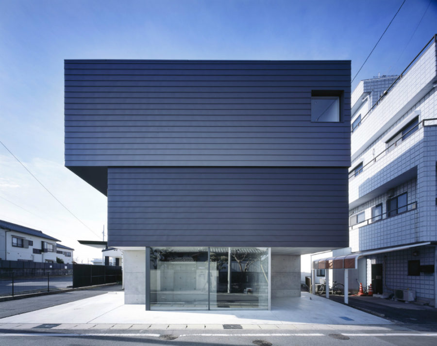 Gaze by APOLLO Architects