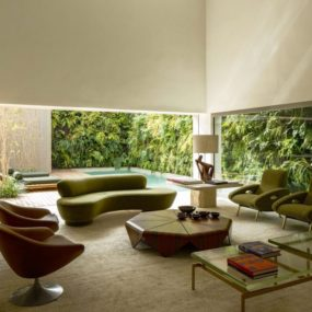 An Upgrade for a 1980s Home in Sunny Sao Paulo
