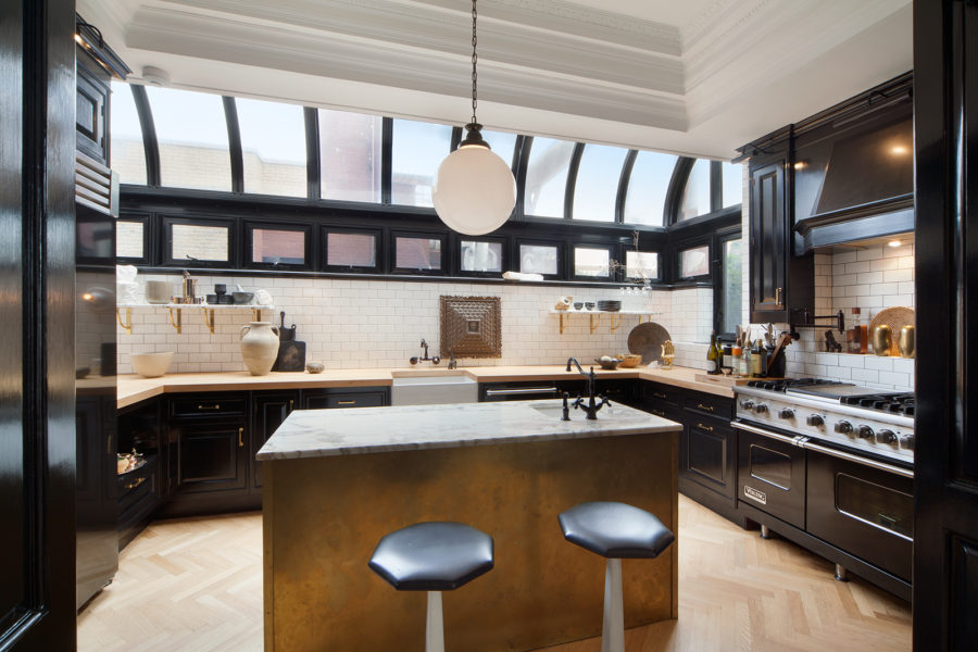 Greenwich Village Penthouse