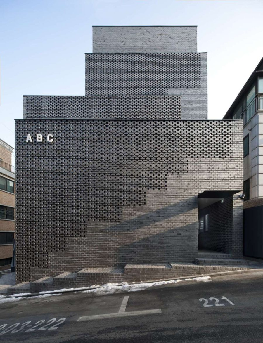 14 Cool Brick Buildings And Design Ideas