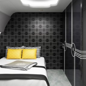 Exuberant Furnishings And Golden Toilets Arenu0027t Exactly The Pinnacle Of  Design. Letu0027s Look At The Best Private Jet Interior Designs In Terms Of  Style And, ...
