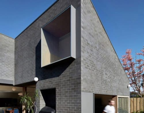 Hoddle House Remodel in Australia Re-Imagines Windows and Doors