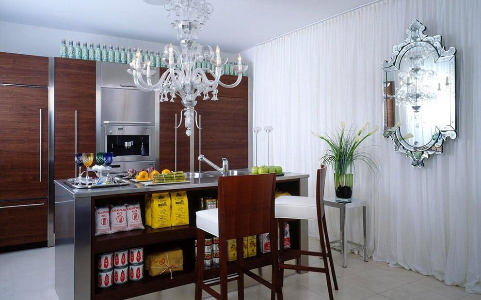 Icon South Beach kitchen